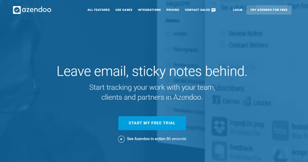azendoo Task Management Tool