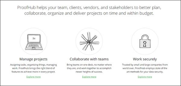 ProofHub Collaboration Tool