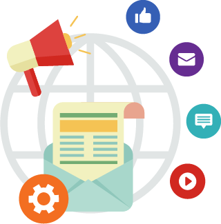 Email & Social Media Marketing