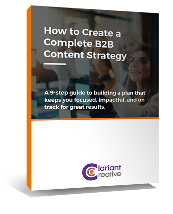 How to Create a Complete B2B Content Strategy