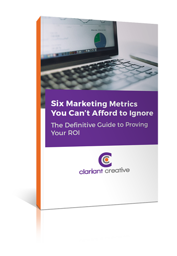 Download Six Marketing Metrics You Can't Afford to Ignore