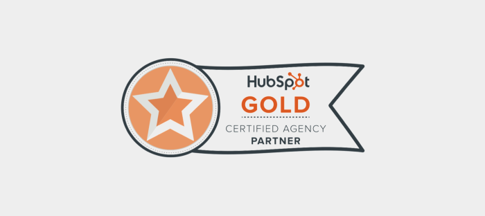 Clariant Creative Agency Now a Gold-Tier HubSpot Agency Partner