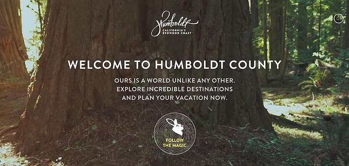 Humboldt County call-to-action example