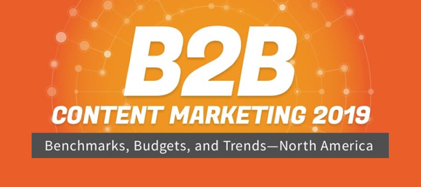 B2B Content Marketing Report 2019