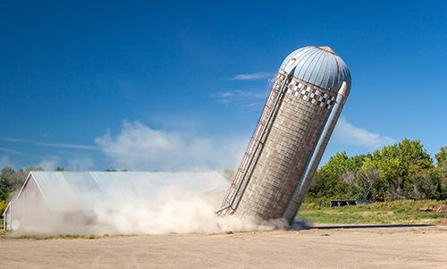 Break down silos
