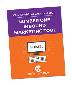 Why a HubSpot Website is Your Number One Inbound Marketing Tool ebook