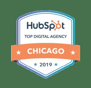 HubSpot Top Digital Agency - Chicago