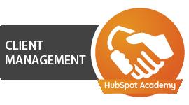 HubSpot Client Management Certification