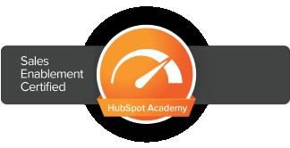 Sales Enablement Certification