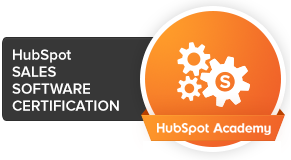 HubSpot Sales Software Certification
