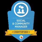 Digital Marketer Social & Community Manager Certification