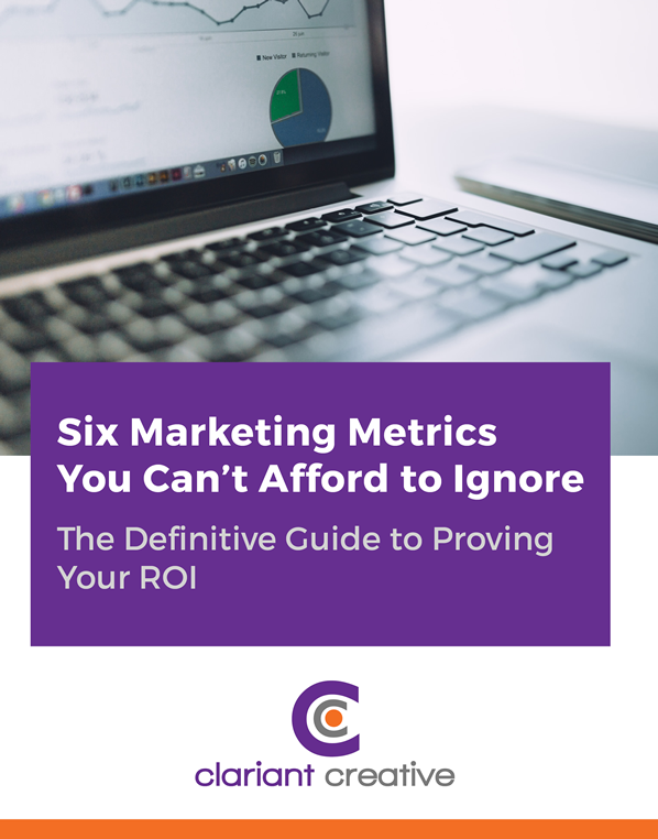 ebook: Six Marketing Metrics You Can't Afford to Ignore