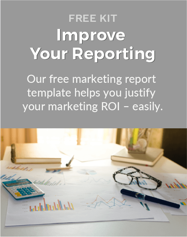 Free Kit: Improve Your Reporting