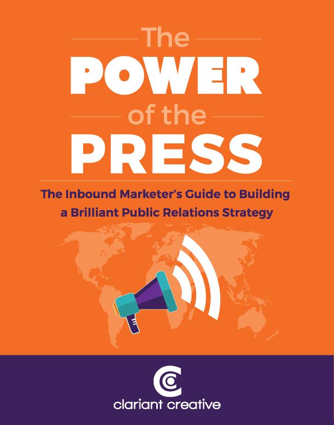 Download The Inbound Marketer's Guide to PR