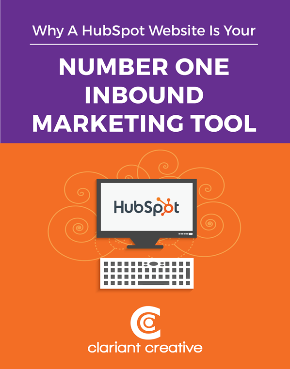 ebook: Why a HubSpot Website is Your Number One Inbound Marketing Tool