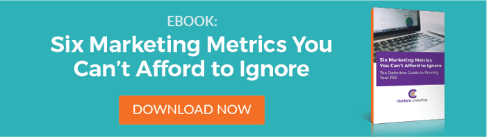 NEW EBOOK: Six Marketing Metrics You Can't Afford to Ignore