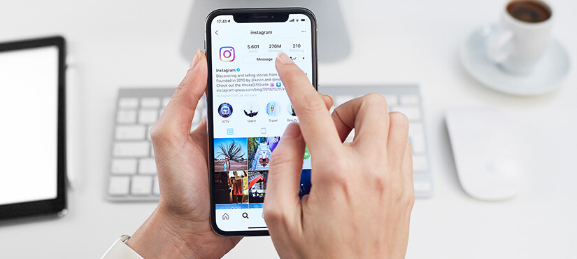 5 Instagram Tips & Tricks to Help Grow Your Business Profile