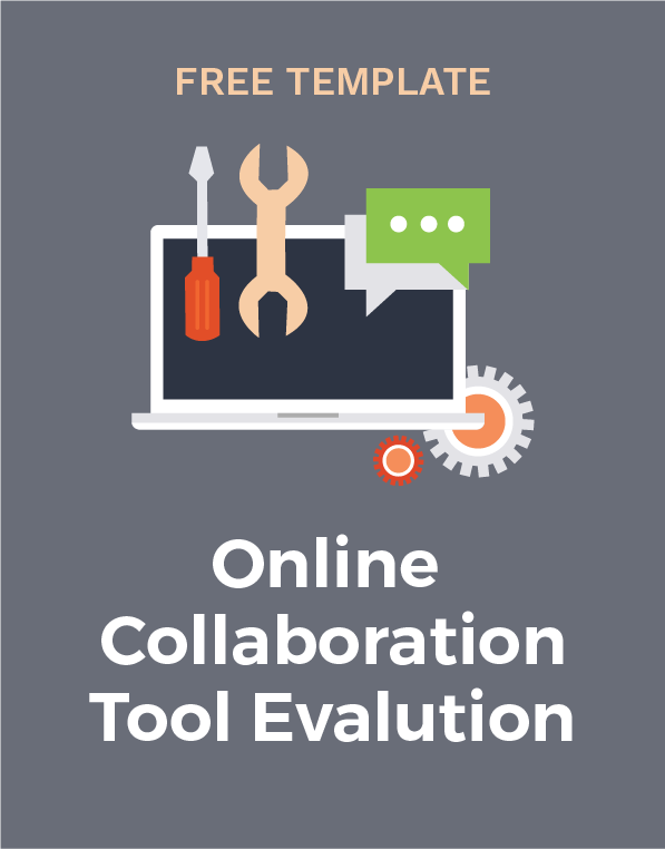 Online Collaboration Tool Evaluation Template