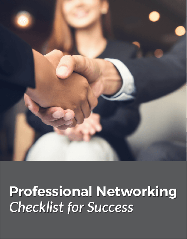 Professional Networking Checklist