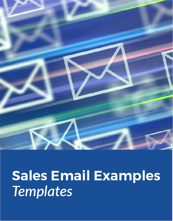 Sales Email Examples